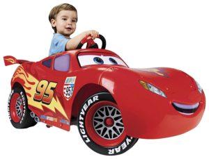 Kinder-elektro-Auto Lightning Mcqueen